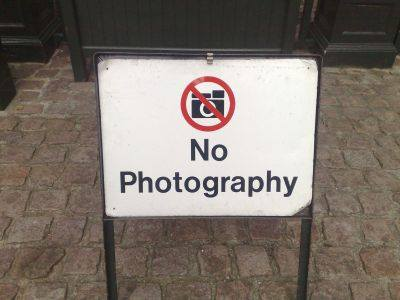 no-photography