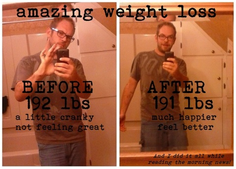 funny weight loss